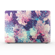 Macbook Case - Abstract Watercolor Flowers Air 13 M1 2020