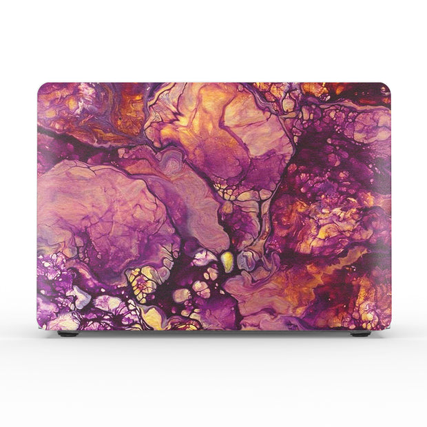 Purple Marble - MacBook Air 13 (2020 - 2021)