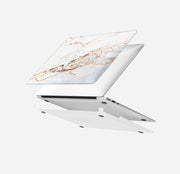 Gold Streak Marble - MacBook Air 13 (2020 - 2021)