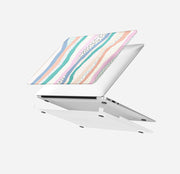 Macbook Case - Sunshine Stripe Air 13 M1 2020