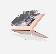 Macbook Case Set - Protective Abstract In Pink