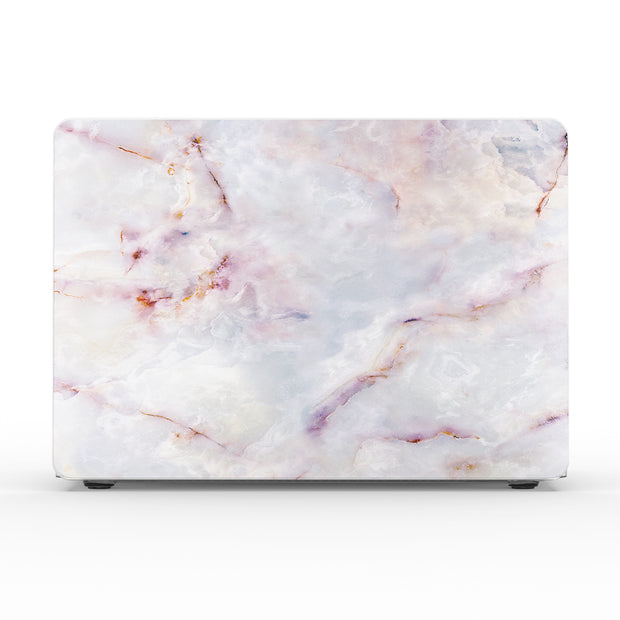 Pink Glitzy Marble