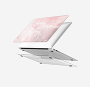 Macbook Case - Light Pink Marble  Air 13 M1 2020