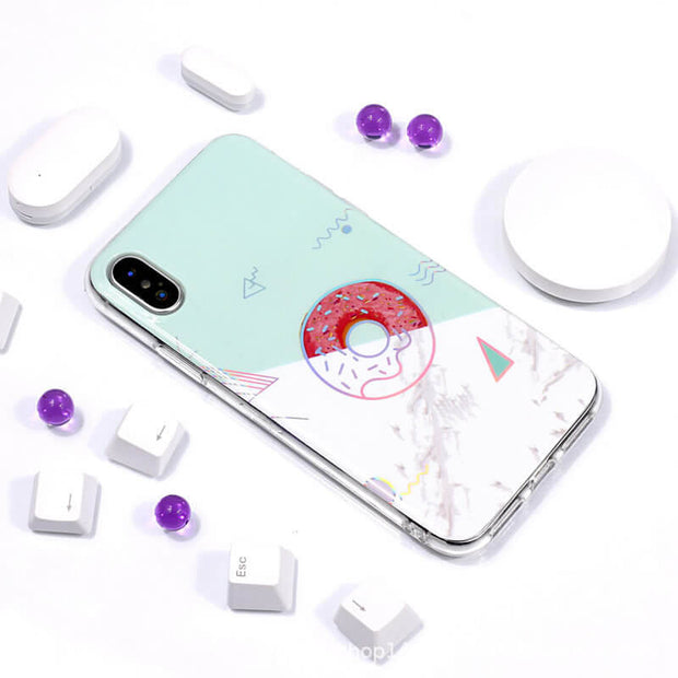 iPhone Case - Unicorn Donut