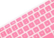 Macbook Keyboard Cover - Pink - colourbanana