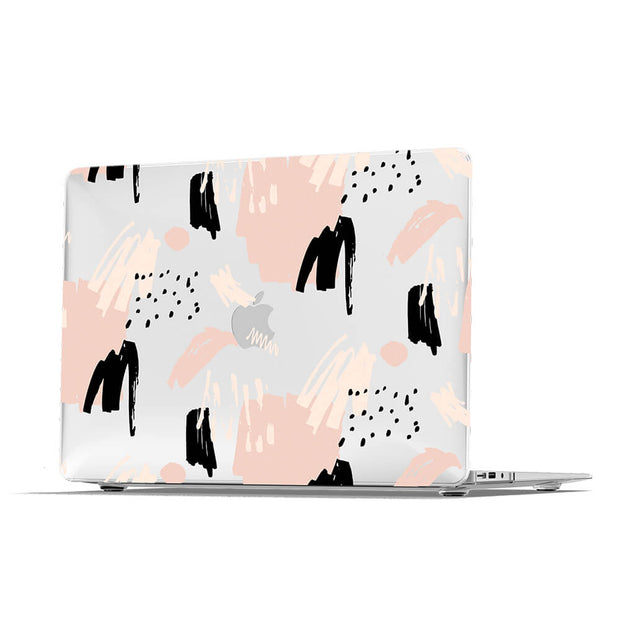 Macbook Case - Brush Strokes Air 13 M1 2020