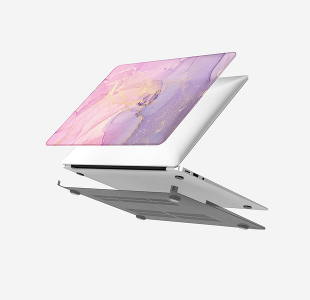 Macbook Case - pink sky Air 13 M1 2020