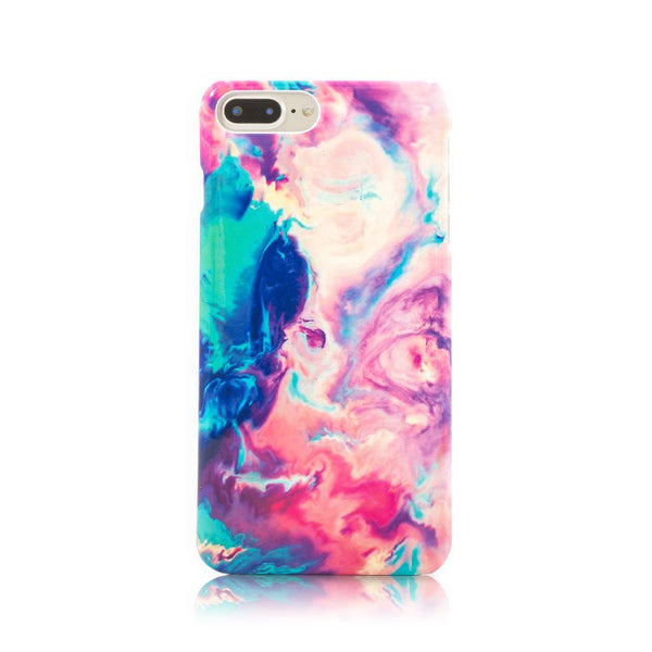 iPhone Case - Colorful Quicksand - colourbanana