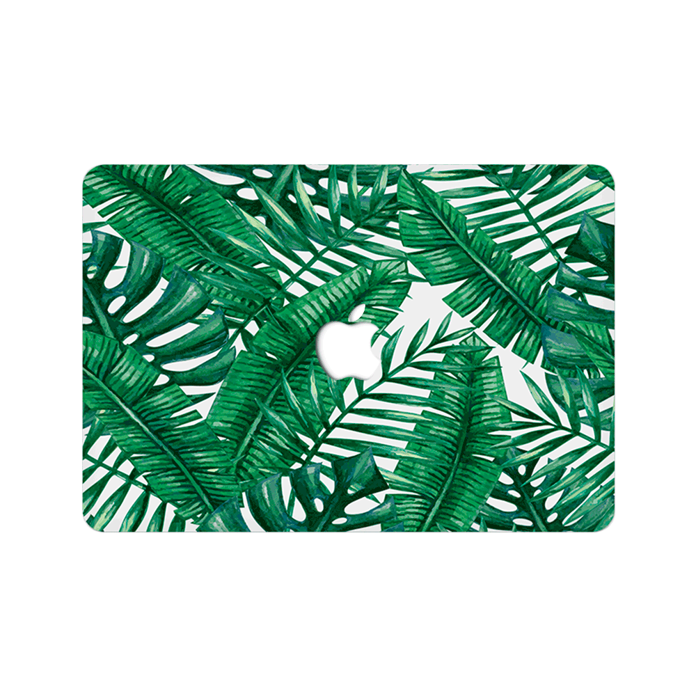 Macbook Decal - Palm Tree Leaf - colourbanana