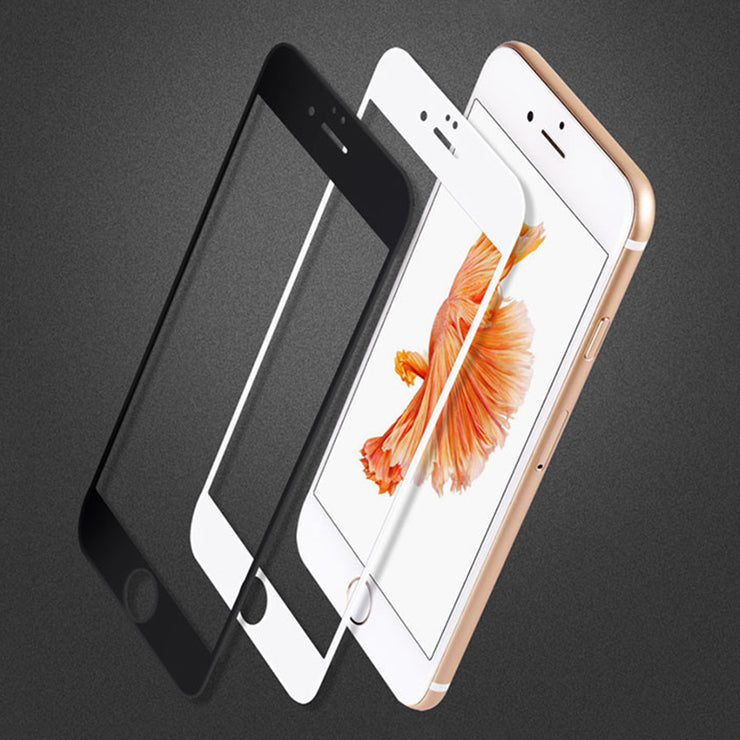 2 Pack Full Coverage Tempered Glass Package