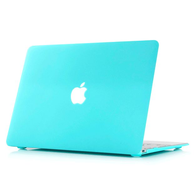 Macbook Case - Matte Tiffany Blue - colourbanana