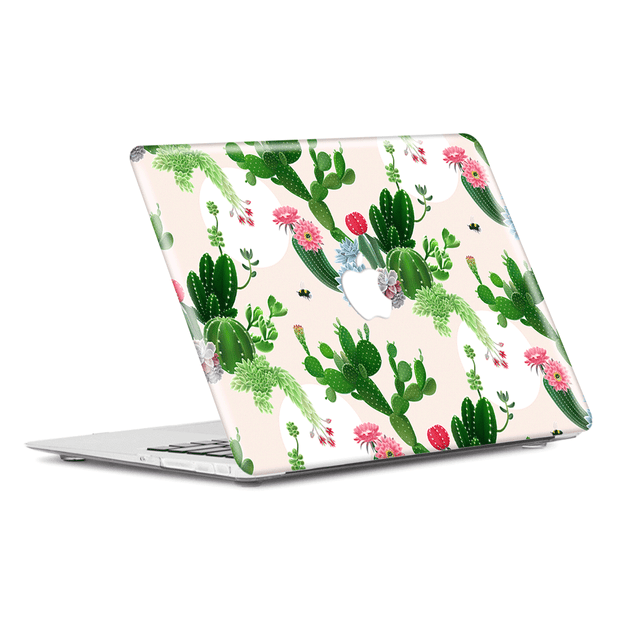 Macbook Case - Cactus Delight - colourbanana