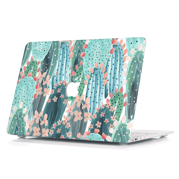 MacBook Case Set - Summer Cute Cactus