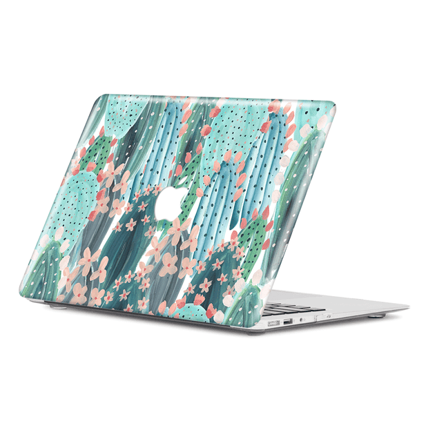 MacBook Case Set - Protective Summer Cute Cactus