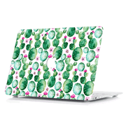 Macbook Case - Inspiring Pink Cactus - colourbanana