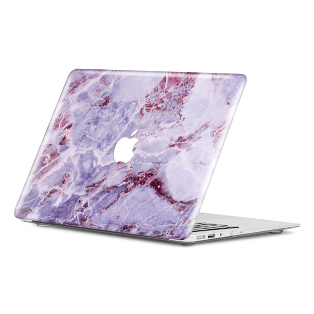 Macbook Case - Copper Marble
