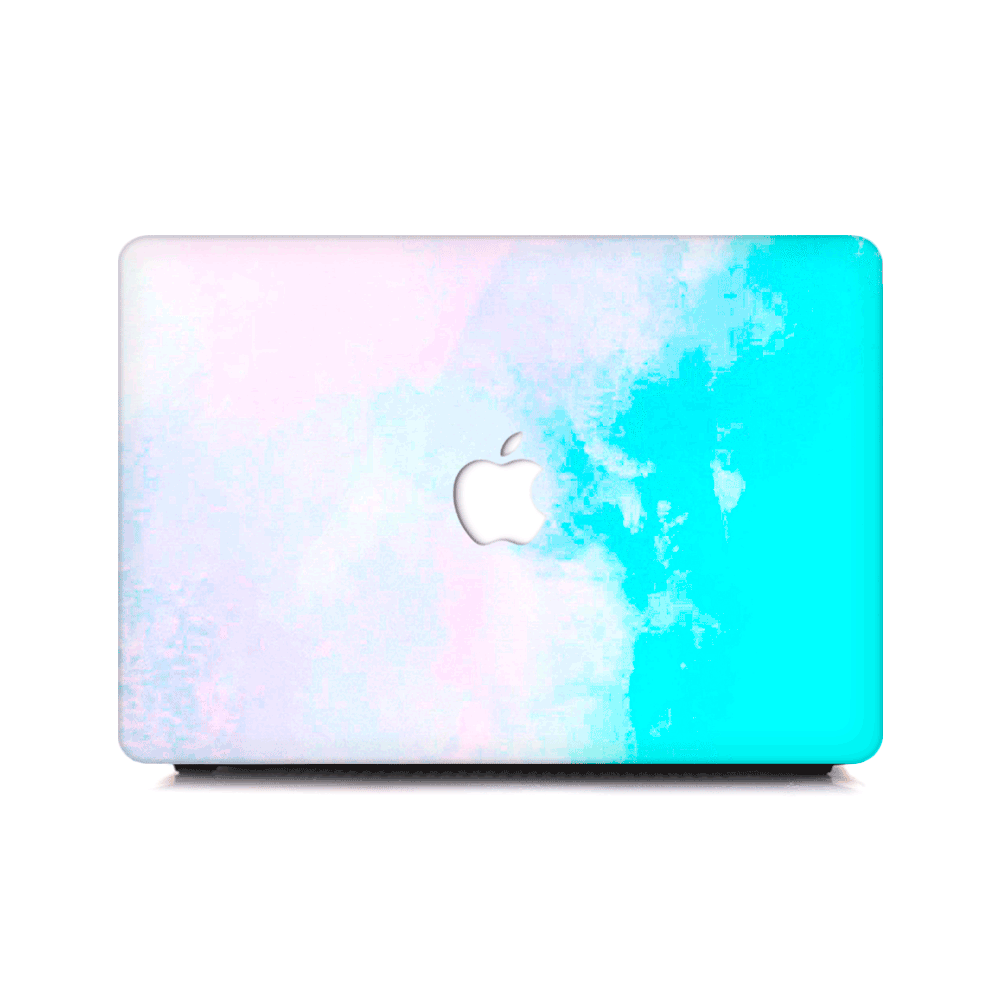 Macbook Case - Blue Sea and Sky - colourbanana