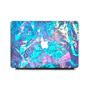 Macbook Case - Iridescent World - colourbanana