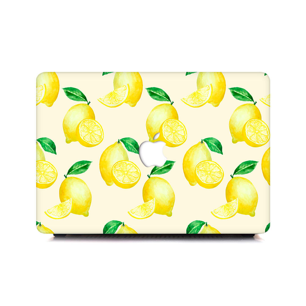 Macbook Case - Fruit Lemon - colourbanana