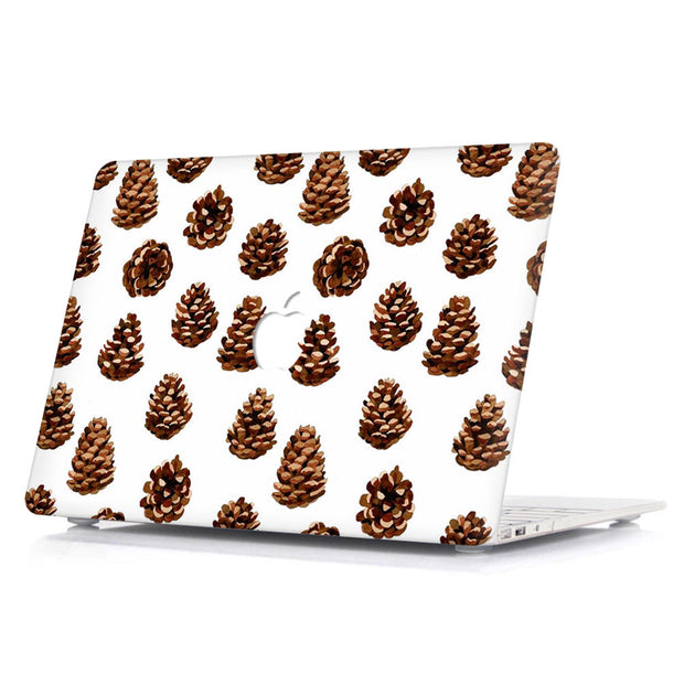 Macbook Case - Pine Cone - colourbanana
