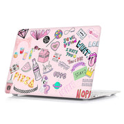 Macbook Case - She Will Be Loved