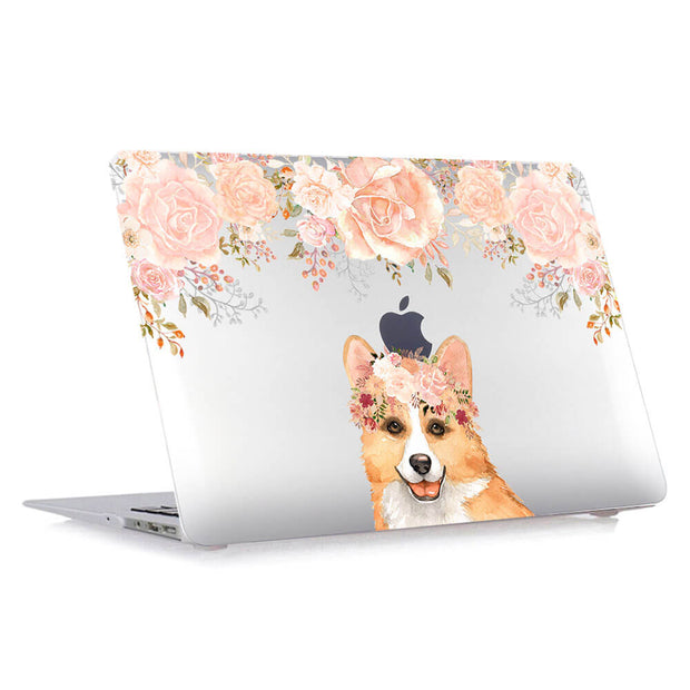 Macbook Case - Lovely Welsh Corgi