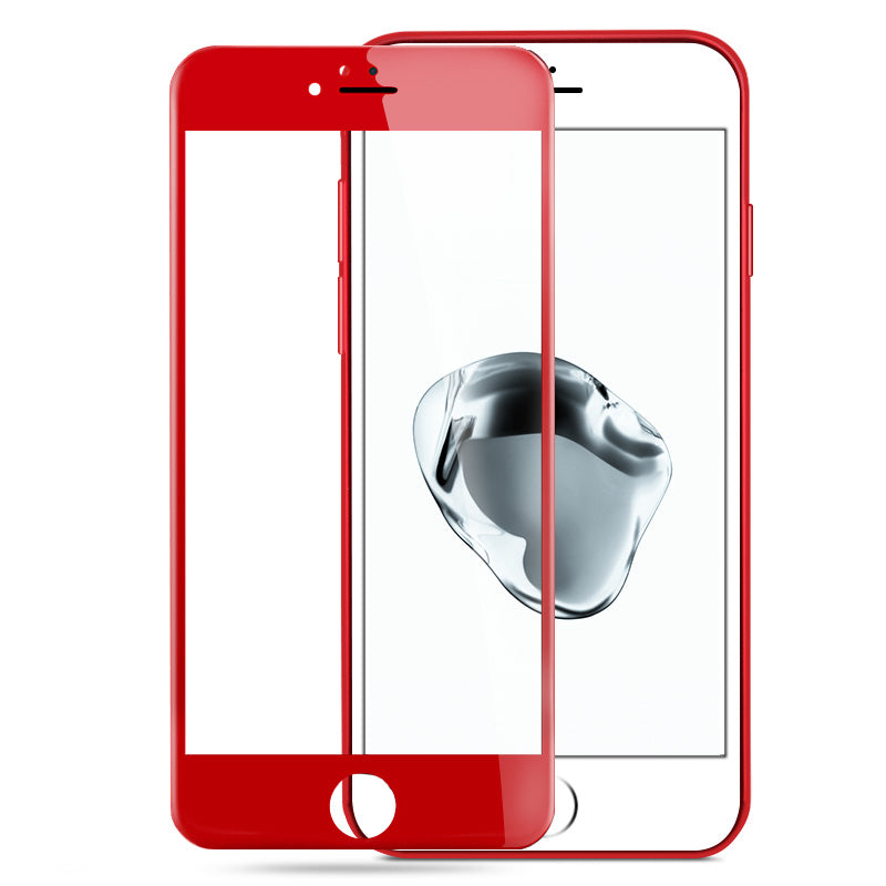 Red Gorilla Glass Screen Protector