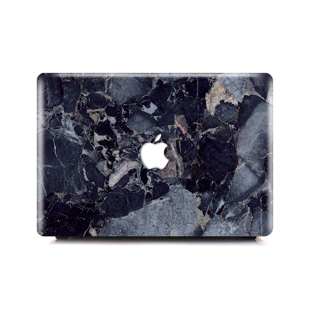 Macbook Case Set - Protective Ancient Blue Marble