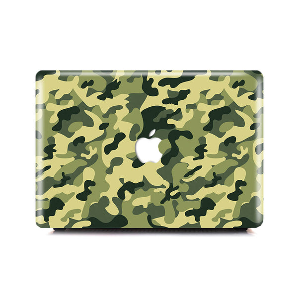 Macbook Case - Military Camouflage