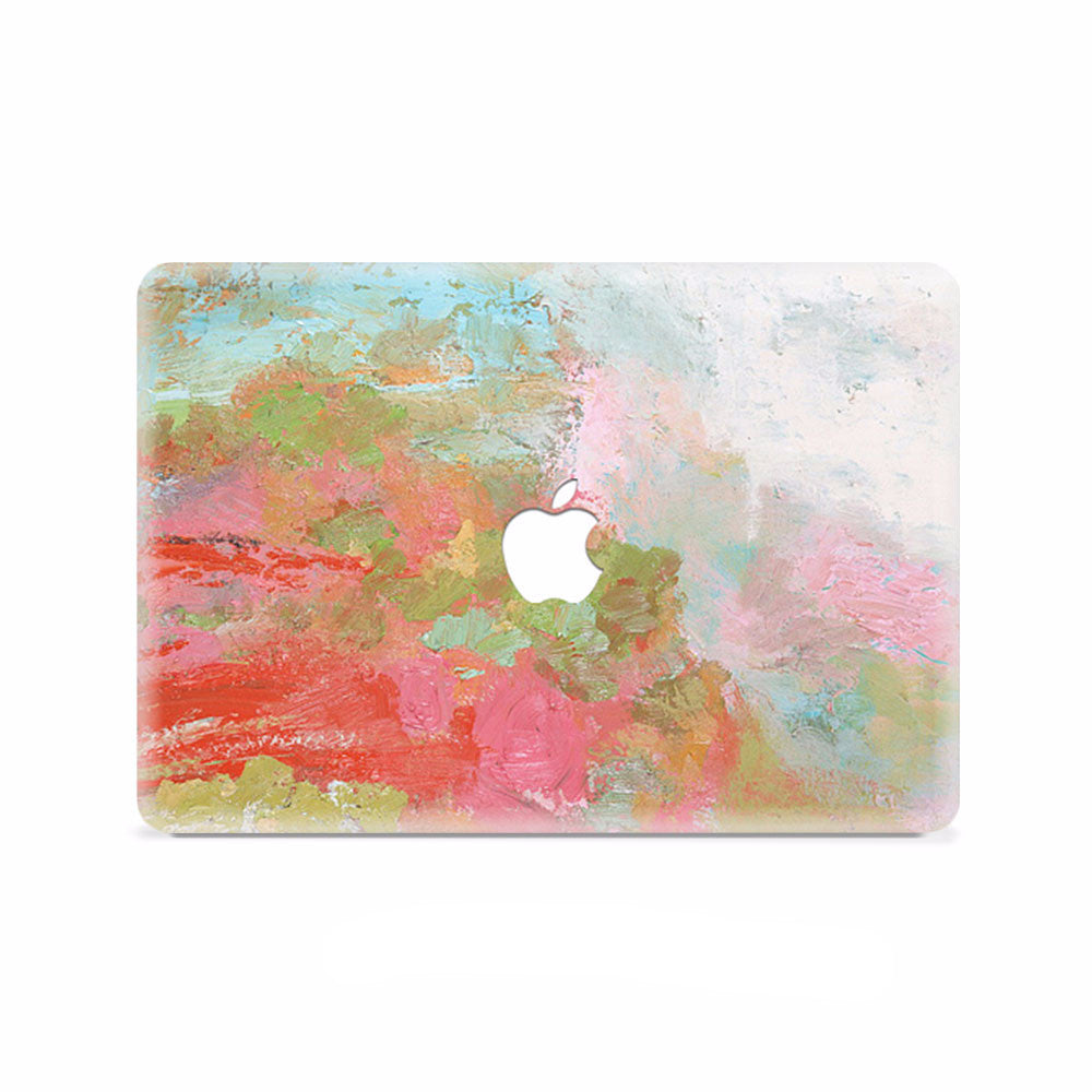 Macbook Decal - ZsaZsa Bellagio - colourbanana