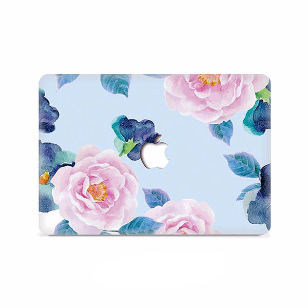 Macbook Decal - Flower - colourbanana