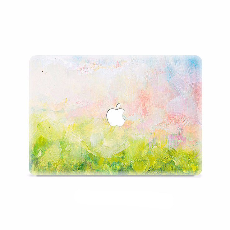 Macbook Decal - Colorful Canvas - colourbanana