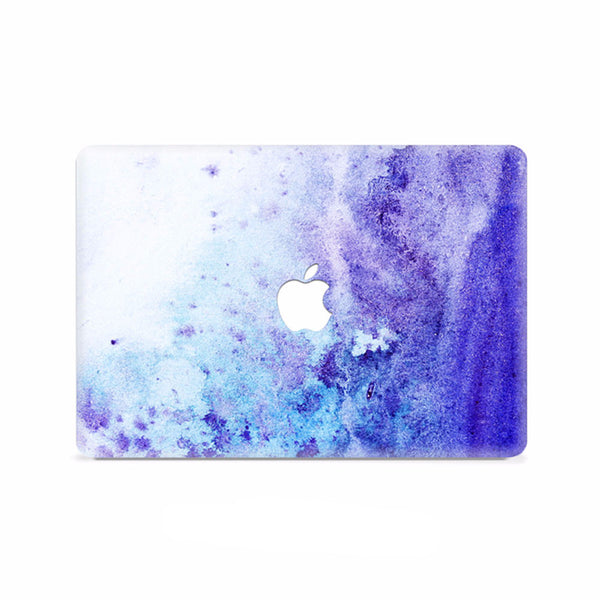 Macbook Decal - Violet - colourbanana