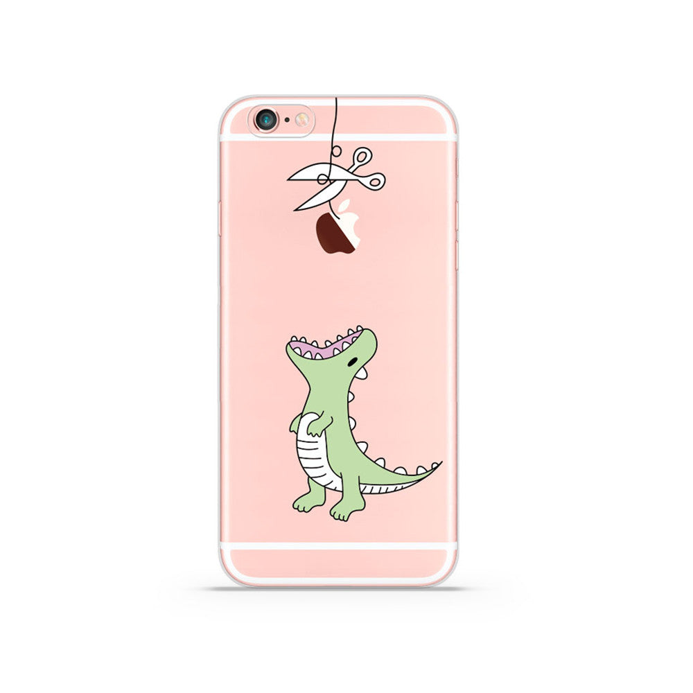 iPhone Case - Dinosaur - colourbanana