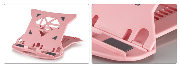 Plastic Anti Slip Rotary Base Stand Multifunction Stand
