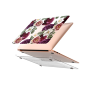 Macbook Case - Dark Floral Air 13 M1 2020
