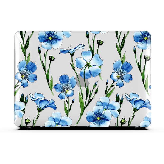 Blue Flowers - MacBook Air 13 (2020)