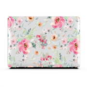Macbook Case - Sweet Watercolor Flowers Air 13 M1 2020