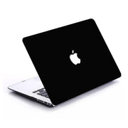MacBook Case Set - Protective Matte Black