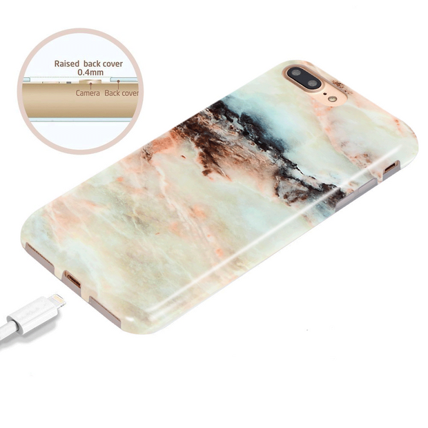 iPhone Case -  Canyon Marble - colourbanana