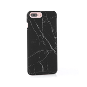 iPhone Case - Honed Black Marble - colourbanana