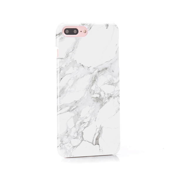 MacBook Case Set - Olympic White Marble