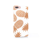 iPhone Case - Rose Gold Pineapple - colourbanana