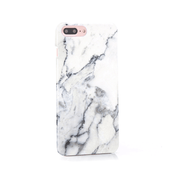 iPhone Case - White Mineral Marble - colourbanana