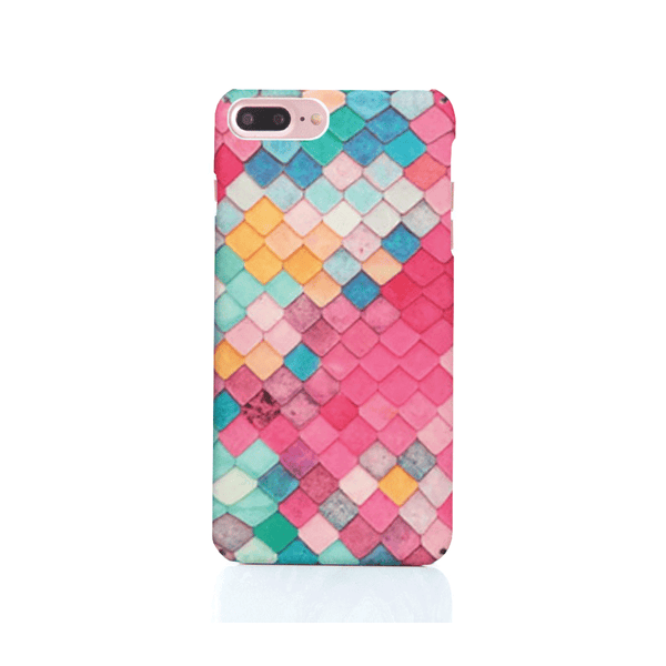 iPhone Case - A Mermaid - colourbanana