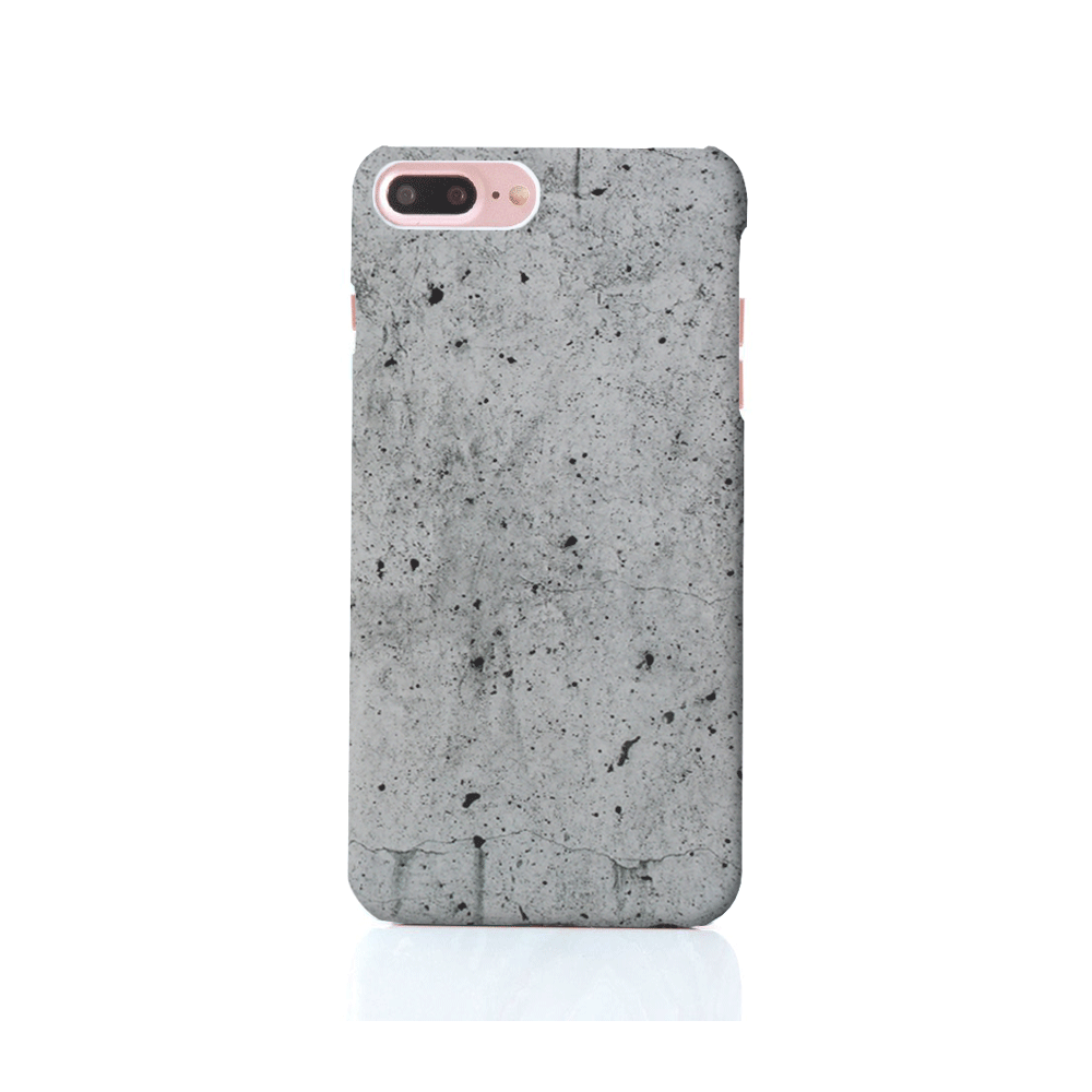 iPhone Case - Concrete Floor - colourbanana