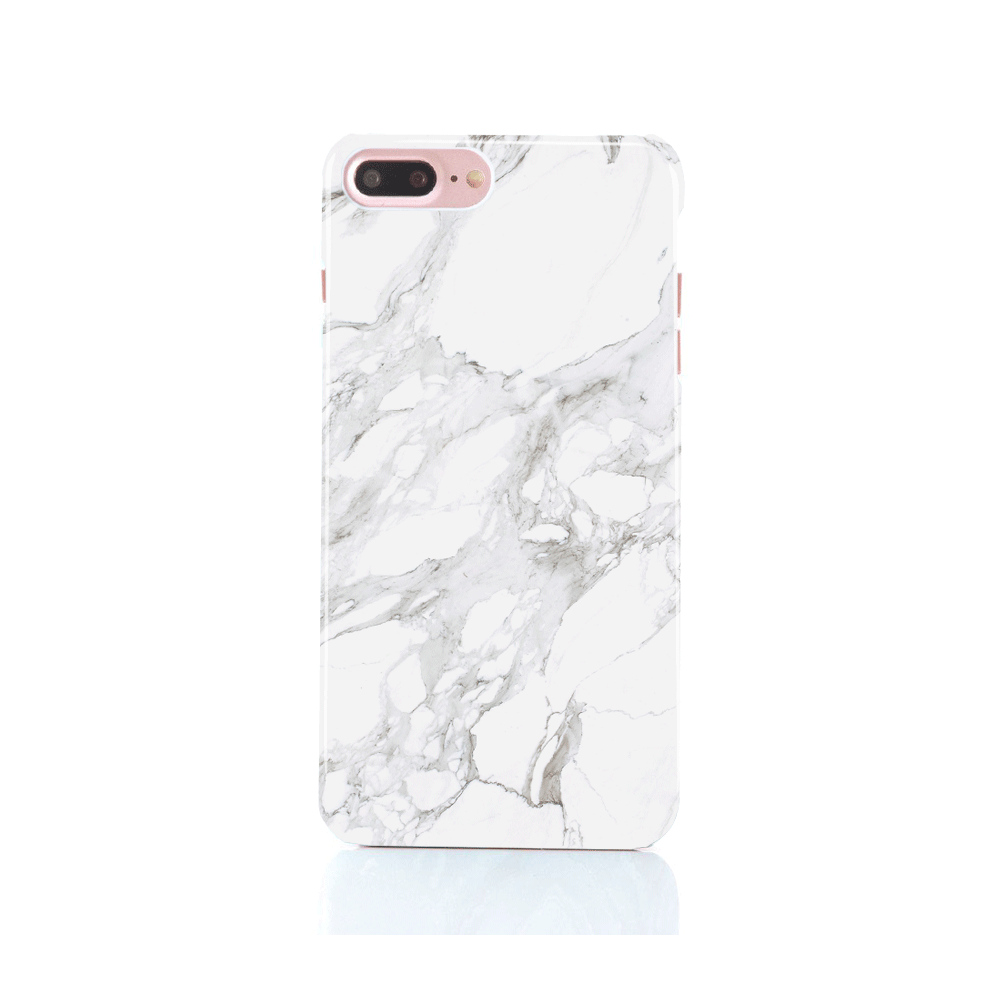 iPhone Case - Marmoreal Marble - colourbanana
