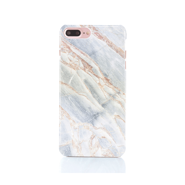 iPhone Case - Lacteous Marble - colourbanana