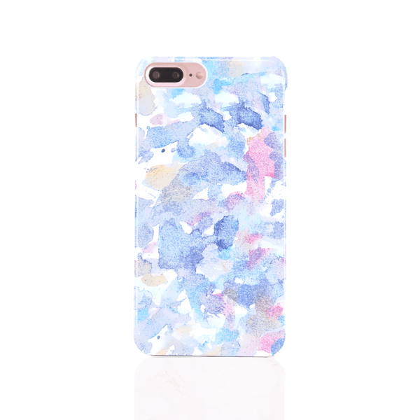 iPhone Case - Blue Pastal - colourbanana