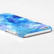 iPhone Case - Electric Blue - colourbanana